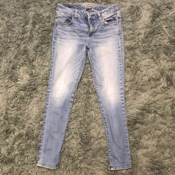 American Eagle Outfitters Denim - American Eagle Skinny Jeans Jegging